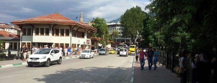 Setbaşı is one of * GİDİYORUZ :)).