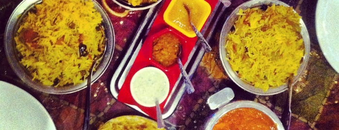 Musafir Indian Restaurant is one of İstanbul.