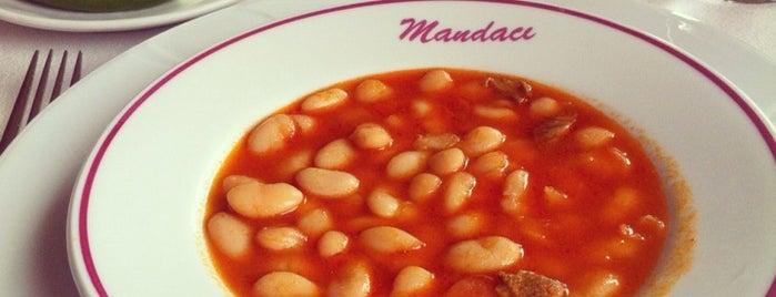 Mandacı Et Lokantası is one of İstanbul Yeme&İçme Rehberi - 6.