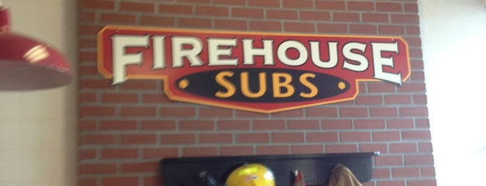 Firehouse Subs is one of Lukas' South FL Food List!.