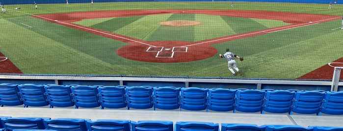 Bob Warn Field at Sycamore Stadium is one of Independent League Stadiums.