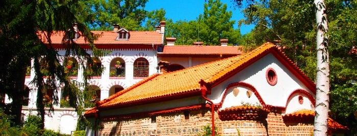"Драгалевски манастир ""Света Богородица Витошка"" is one of Mila : понравившиеся места."