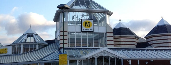 Morrisons is one of Lugares favoritos de Carl.