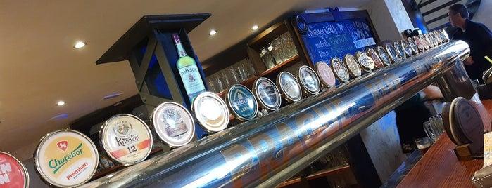 Prague Beer Museum is one of Olenka 님이 좋아한 장소.