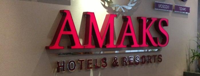 Amaks Safar Hotel Kazan is one of Lugares favoritos de Артем.