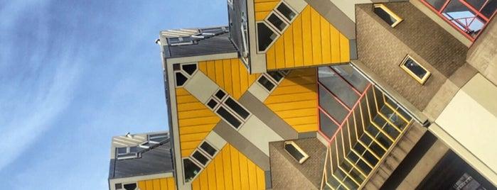 Kubuswoningen is one of Amsterdam 🇳🇱.