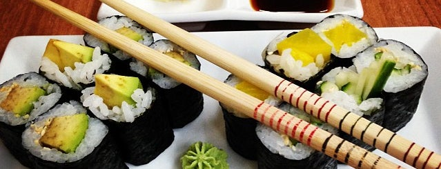 Sushi Time is one of Food Places.