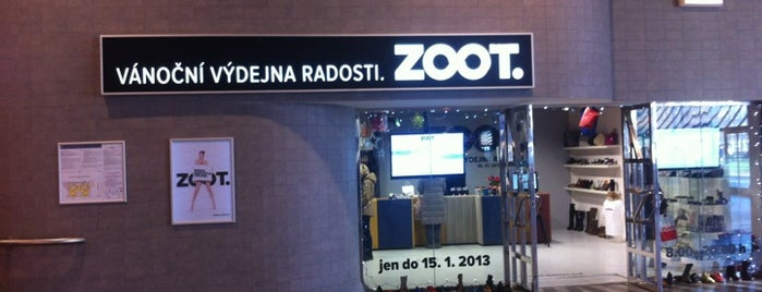 ZOOT. Výdejna radosti is one of Veronikaさんのお気に入りスポット.