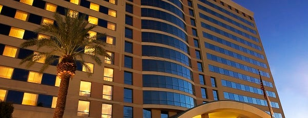 Las Vegas Marriott is one of Jarin'in Beğendiği Mekanlar.