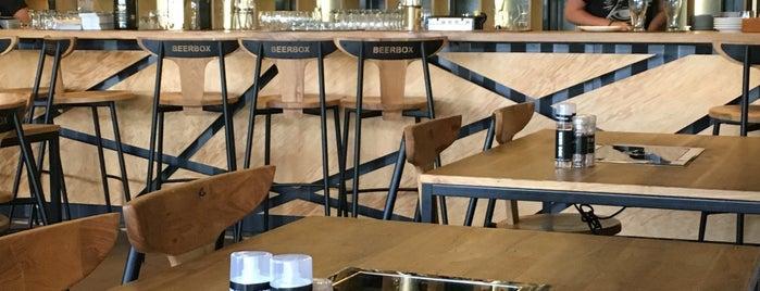 Beer Box is one of Restaurants.