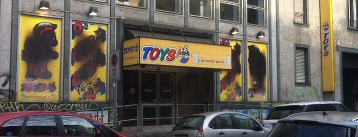 Toys Center is one of Milan WishList.