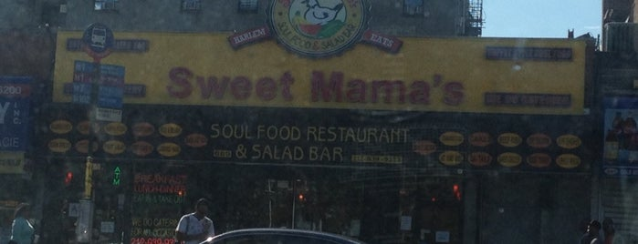 sweet mama's is one of Food.