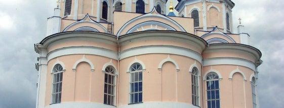 Собор Спаса Преображения is one of Russia10.