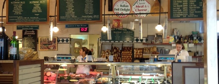 Genova Delicatessen & Ravioli is one of My New Hood Food.