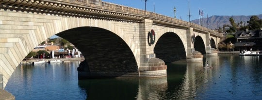 London Bridge is one of AZ Lake Havasu.