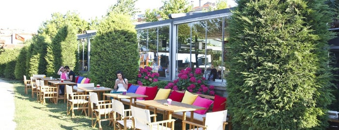 Love Garden is one of Olcay's Istanbul.