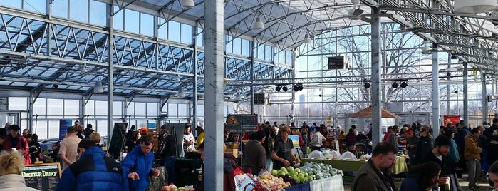 Milwaukee County Winter Farmer's Market is one of Milwaukee Organic and Local.