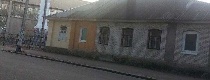 Будинок-музей С. П. Корольова is one of Коростышев-Житомир-Бердичев.