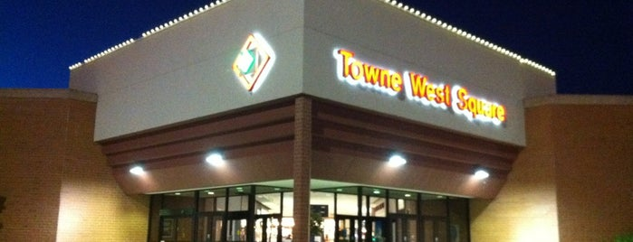 Towne West Square is one of Places To Shop.
