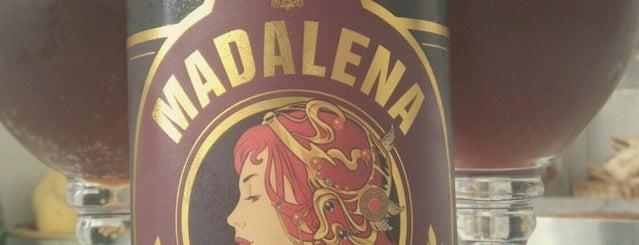 BarleyHaus | Armazém Cervejeiro is one of Preciso visitar - Loja/Bar - Cervejas de Verdade.