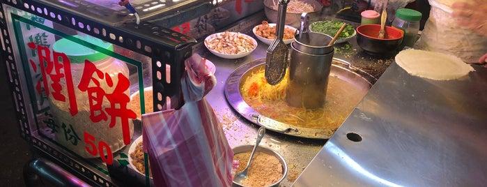 松青潤餅 is one of Taipei II.