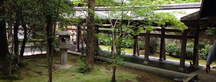 龍安寺 is one of Kyoto.