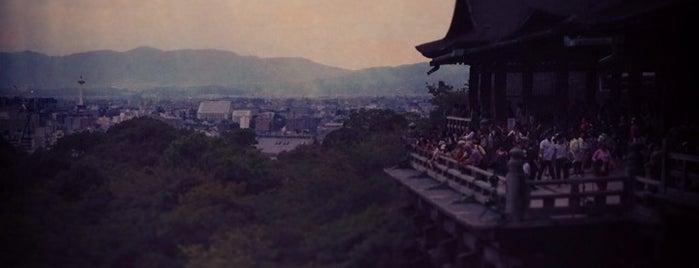 清水寺 is one of Kyoto.