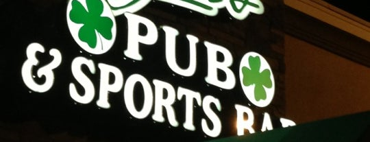 Ryans Pub & Sports Bar is one of Hole in the Wall Restaurants.