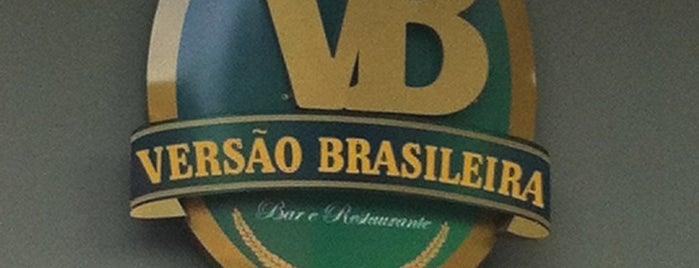 Versão Brasileira Bar & Restaurante is one of Fabiana 님이 좋아한 장소.