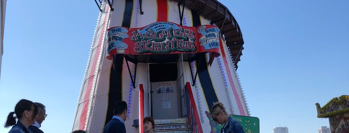 Helter Skelter is one of K-ON Movie Locations in London.