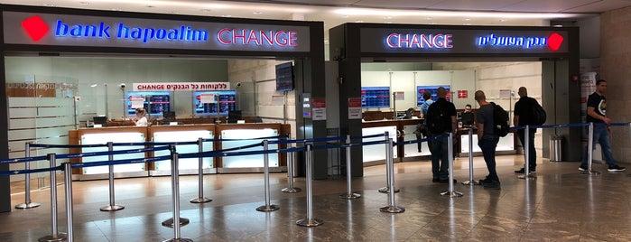 Bank Hapoalim Exchange is one of Israel 👮.