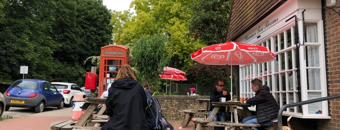 Stanmer Park Tea Rooms is one of Favorites in Brighton.