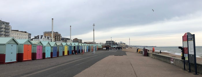 Hove Promenade is one of Part 1 - Attractions in Great Britain.