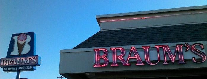 Braum's is one of Lieux qui ont plu à Kent.