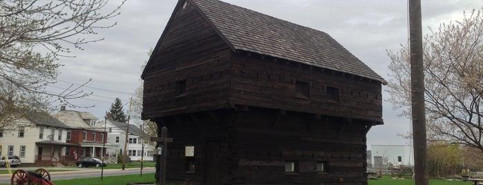 The Block House is one of Orte, die Nicholas gefallen.