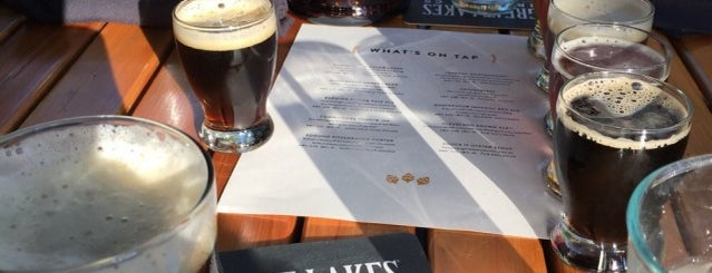 Great Lakes Brewing Company is one of The World's Best Breweries.