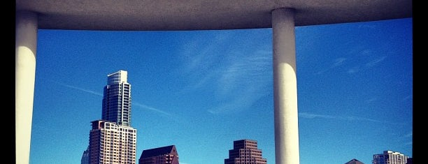 Long Center is one of Austin, TX.