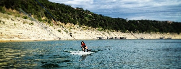 Lake Travis is one of สถานที่ที่ Werner ถูกใจ.