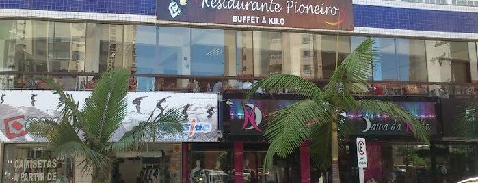 Restaurante Pioneiro is one of Posti salvati di Carolina.