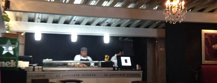 AI JAPANESE CUISINE is one of Condesa Casual.