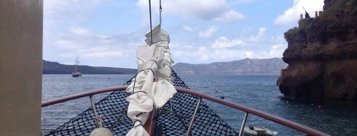 Volcano Boat Trip is one of Lieux qui ont plu à Rick.