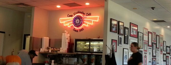 Camp Washington Chili is one of Cincinnati Restaurants.