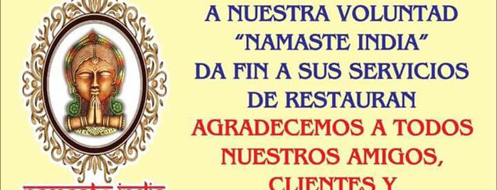 Namaste is one of Morelia.