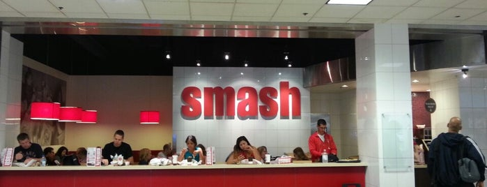 Smashburger is one of Beenthere.