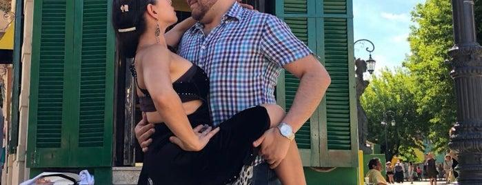 Caminito Tango Show is one of Locais curtidos por Fábio.