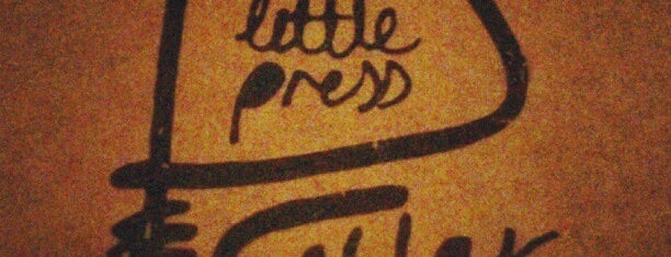 Little Press and Cellar is one of Gourmet Grocers, Bon Boutiques, Artisan Emporiums:.