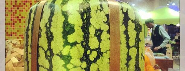 Азбука вкуса is one of Территория красивых тел.