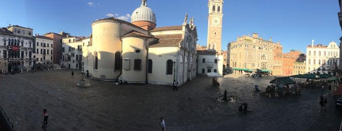 Campo Santa Maria Formosa is one of Locais curtidos por Julia.