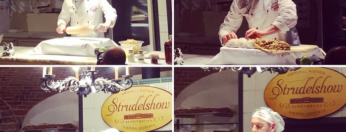 Strudelshow is one of Julia 님이 좋아한 장소.