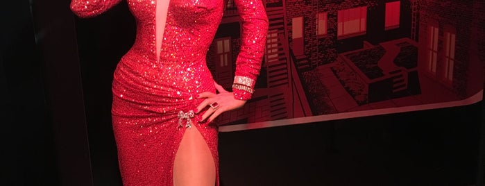 Madame Tussauds is one of Julia 님이 좋아한 장소.